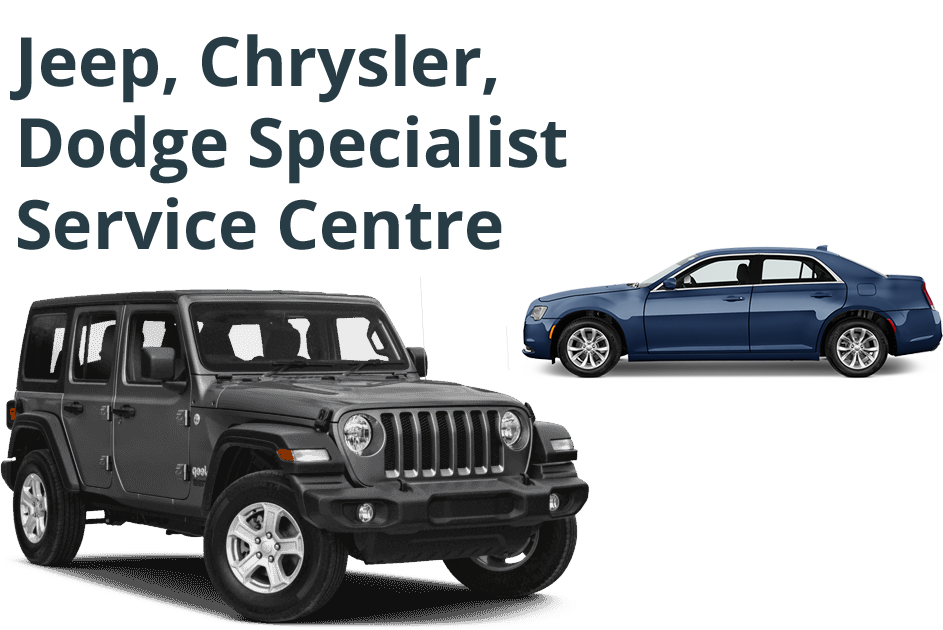 Jeep, Chrysler, Dodge specialist