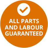 Parts and Labour Guarantee